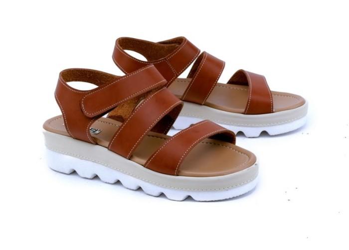 harga sandal casual wanita sepatu sandal perempuan sandal garsel gmm 8540 Tokopedia.com
