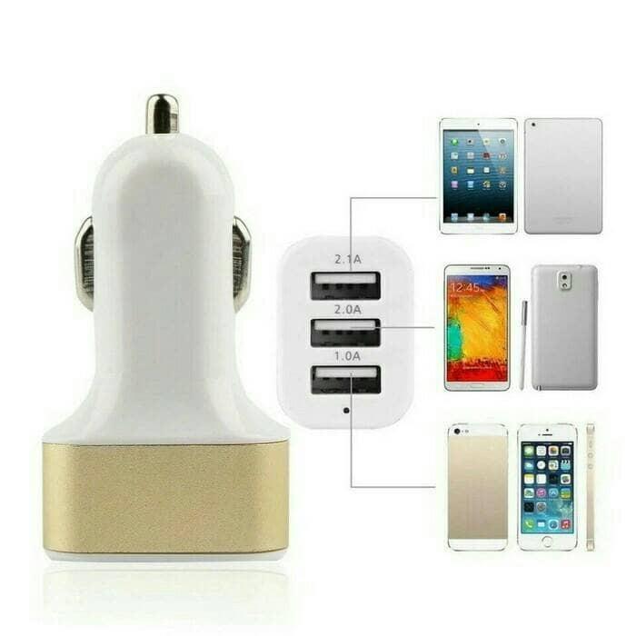 harga Carger mobil car charger casan iphone ipad samsung oppo xiaomi mi asus Tokopedia.com