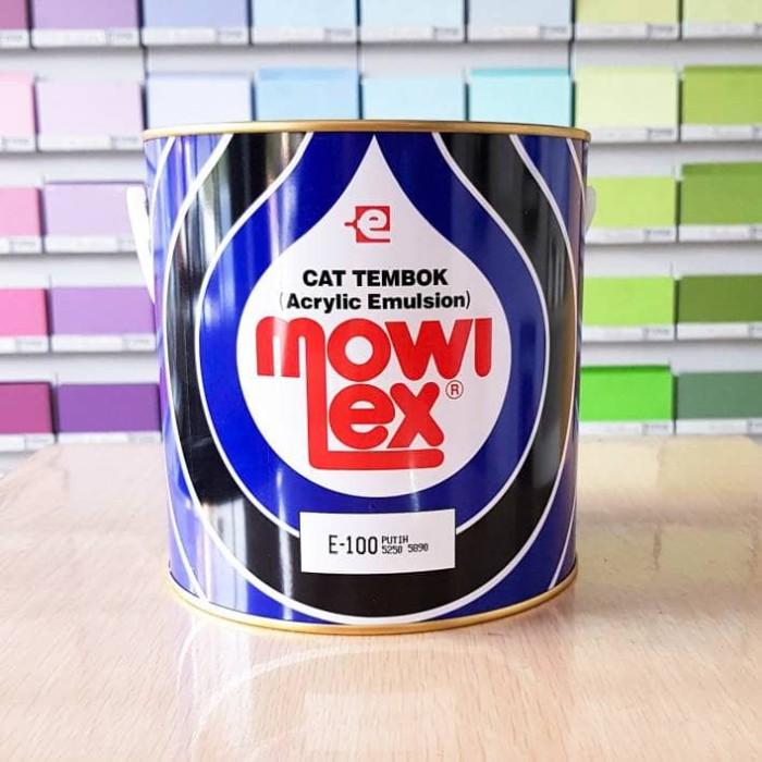 harga Cat tembok mowilex acrylic / warna standart 2.5l Tokopedia.com