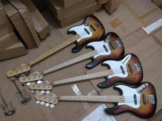 harga Bass elektrik fender jazz bass Tokopedia.com