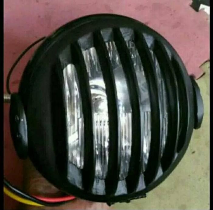 harga Headlamp jute grill japstyle Tokopedia.com