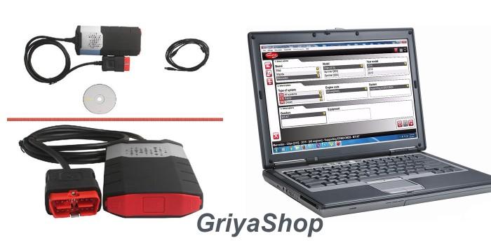 Jual Delphi DS150e Car Scanner Tool dengan Paket Full Install Laptop - DKI  Jakarta - GriyaShop | Tokopedia