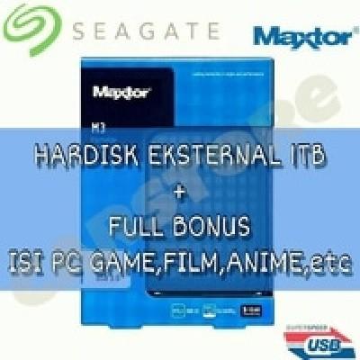 harga Harddisk hardisk eksternal hitachi touro 1 tb + pouch + isi Tokopedia.com