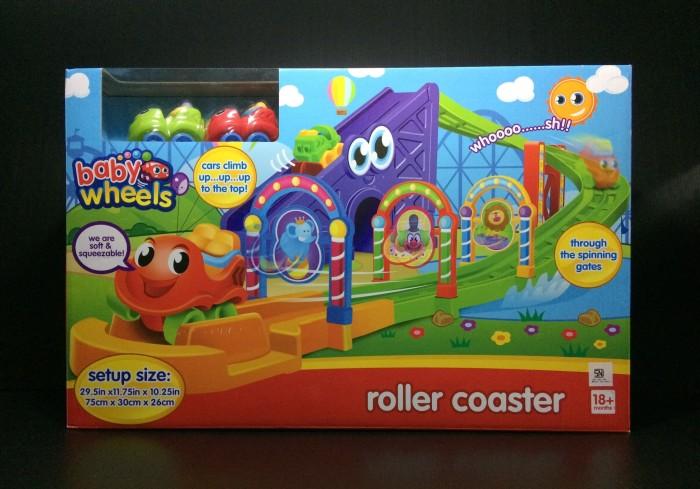 Baby Wheels Roller Coaster