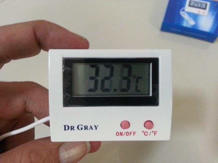harga Digital termometer akuarium thermometer aquarium ukur suhu air Tokopedia.com