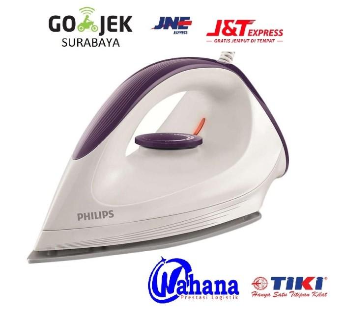 harga Philips gc160 / 27 / setrika / gosokan / dry iron / seri affinia Tokopedia.com