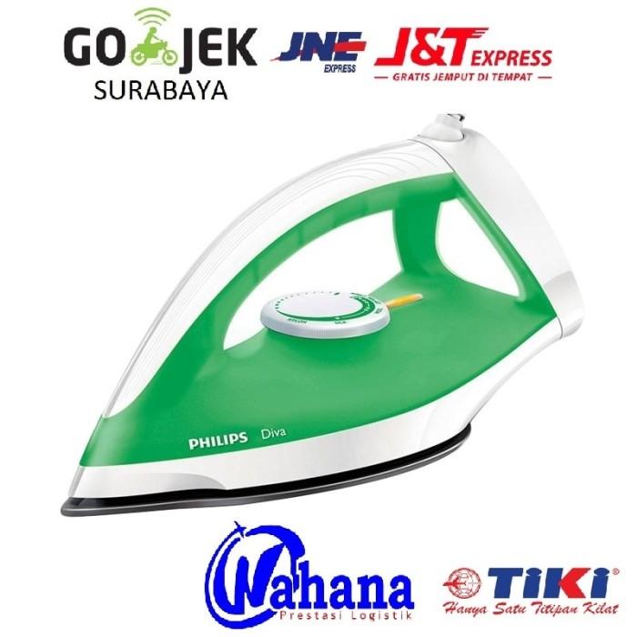 harga Philips gc 122 77 / setrika / gosokan / dry iron / seri diva / gc12277 Tokopedia.com