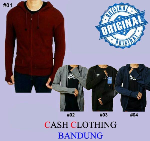 Foto Produk Jaket Rajut Ariel Sweater Jaket Rajut Pria Cardigan Two One 100% dari Turtle Clothing Bandung