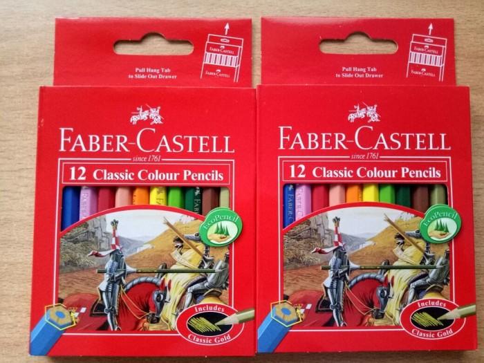 Katalog Pensil 12 Warna Faber Travelbon.com