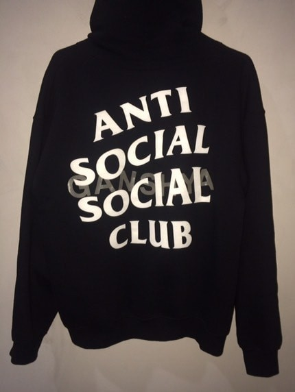 89d8316640ec Jual Anti Social Social Club X Beams ( GANSHYA ) - Kota Administrasi ...