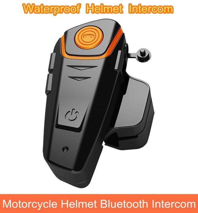 harga Helm bluetooth interphone 1000 m/ headset helm intercom Tokopedia.com