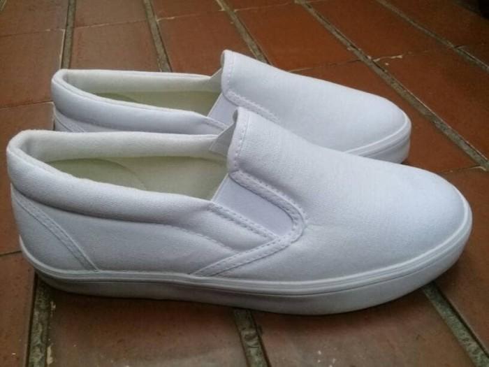 Sepatu PX STYLE 179 karet samping