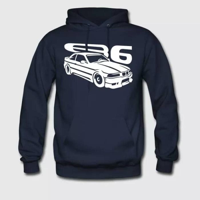 harga Sweater pria/ hoodie/ zipper/ bmw e36 Tokopedia.com