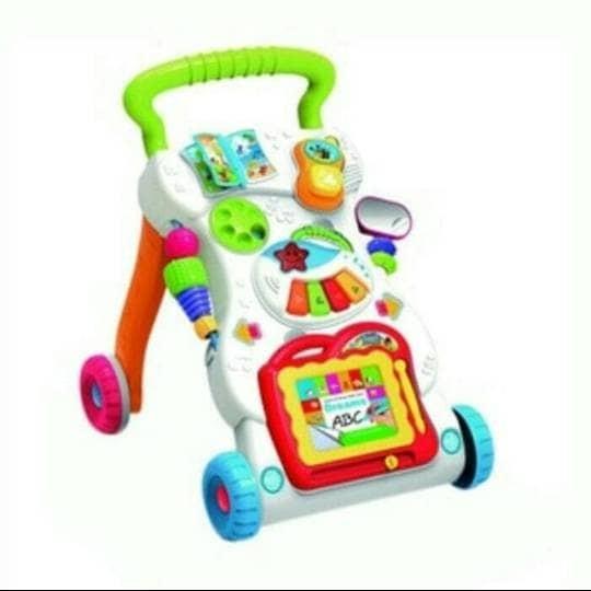 harga Pumpee happy musical push walker/baby walker Tokopedia.com