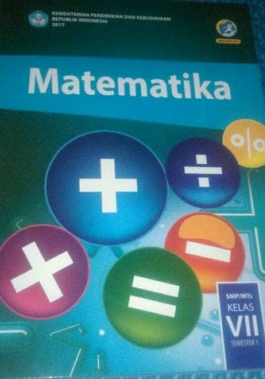 Foto Produk Buku Matematika Kelas 7 SMP Semester 1 K13 Revisi 2017 dari Gerai Buku Sekolah