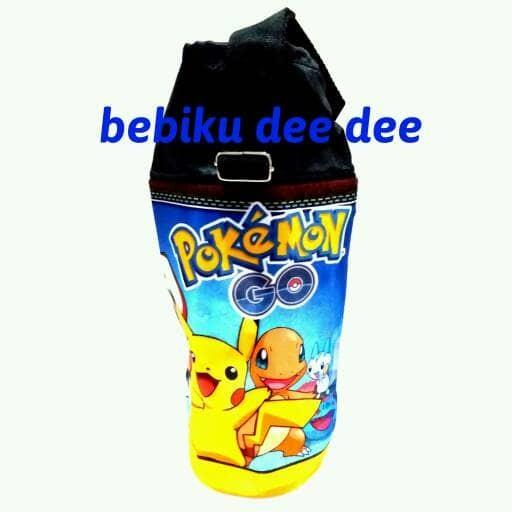 harga Sarung Botol Minum/tas Botol Minum/tas Botol Minum Murmer Pokemon Tokopedia.com