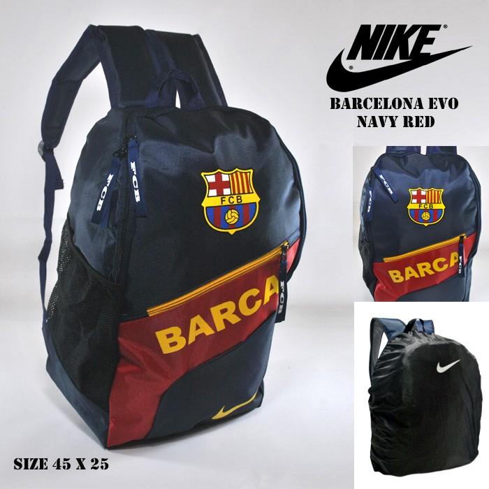 harga Tas ransel barcelona evo nike (backpack sporty barcelona) Tokopedia.com
