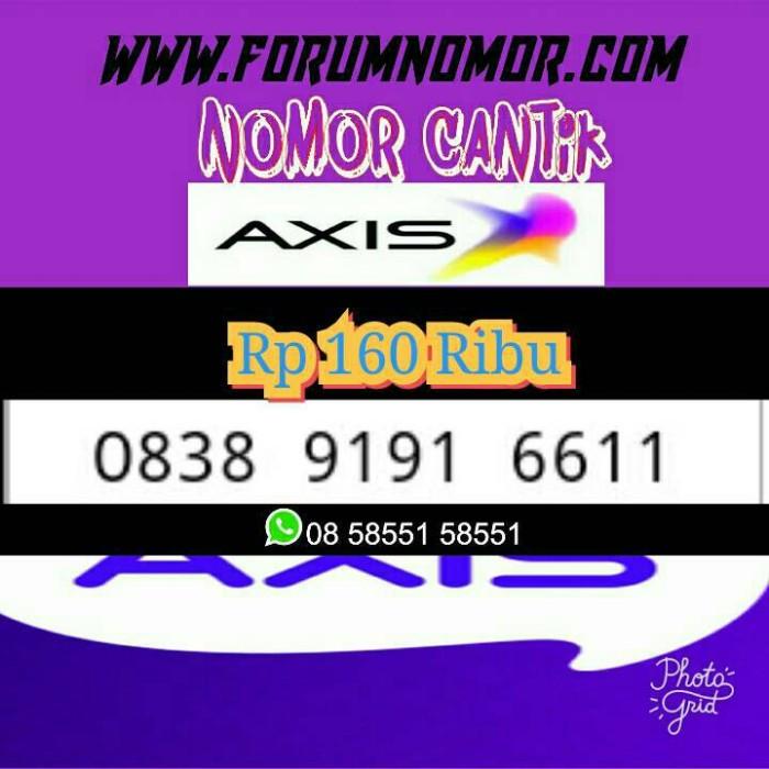 Axiata Nomor Cantik 0838 077777 33. Source · Kartu Perdana Axis(