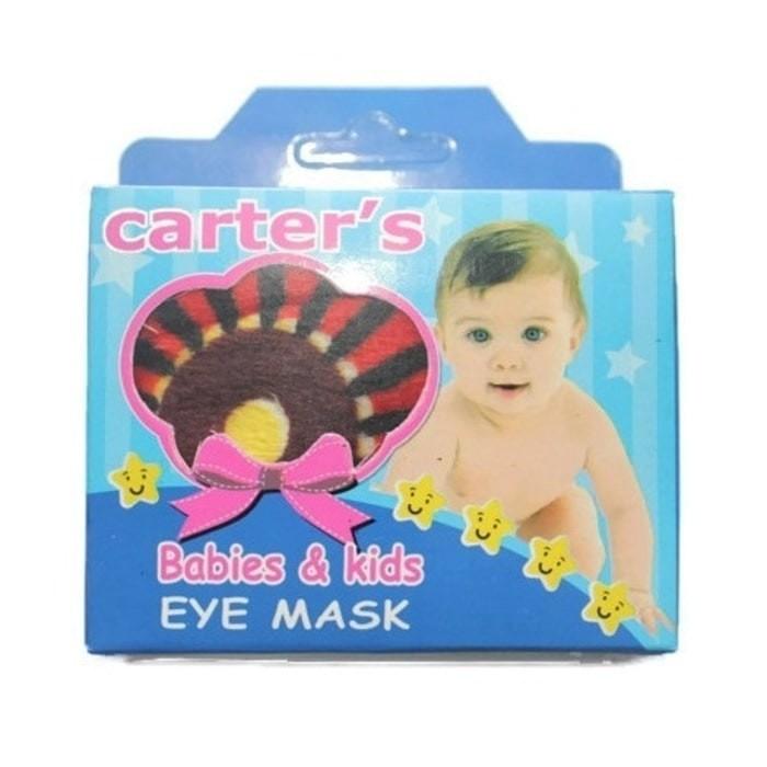 Carter baby eyesmask/ kacamata jemur bayi / eyes mask / penutup mata