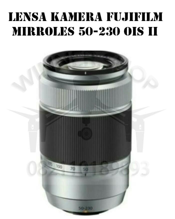 harga Lensa kamera fujifilm mirroles 50-230 ois ii Tokopedia.com