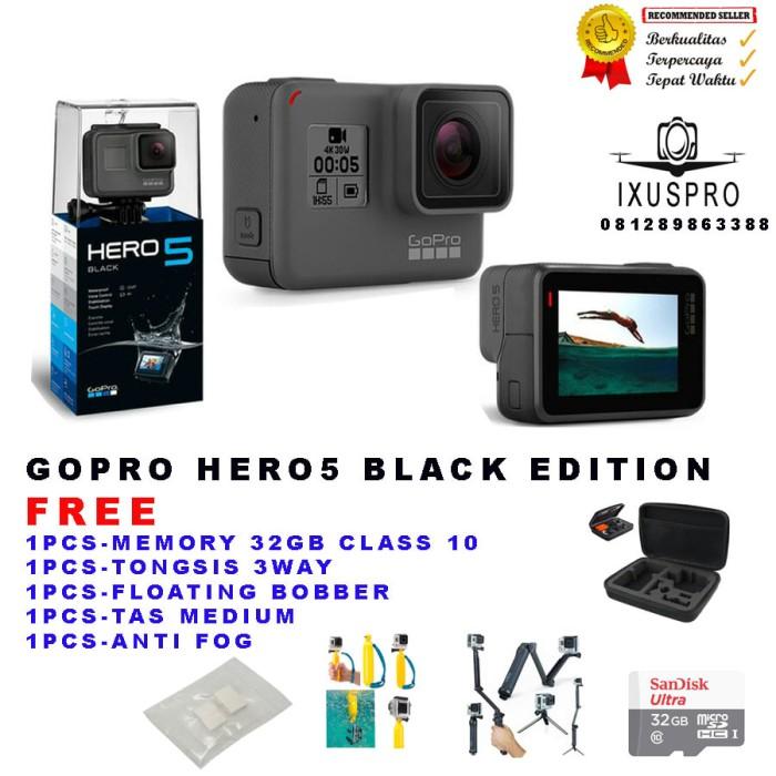 Info Gopro Hero 5 Black Edition Travelbon.com