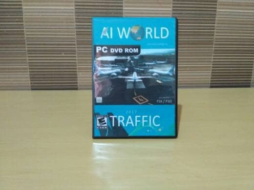 Jual AI TRAFFIC WORLD FOR FSX & P3D - Kota Samarinda - Angkasa Games  Indonesia | Tokopedia