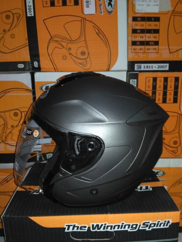 harga Helm ink dynamic solid single visor Tokopedia.com