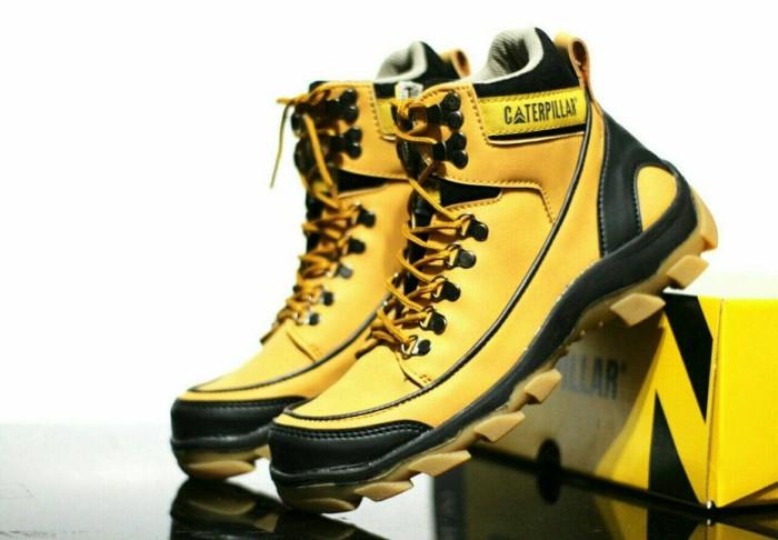 Jual Free Bonus !!! Sepatu Murah Boots Adventure Caterpillar MBC ... ce09648be6