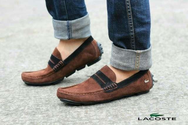 ... harga Sepatu slip on pria casual lacoste santai keren Tokopedia.com 9be47fa10c