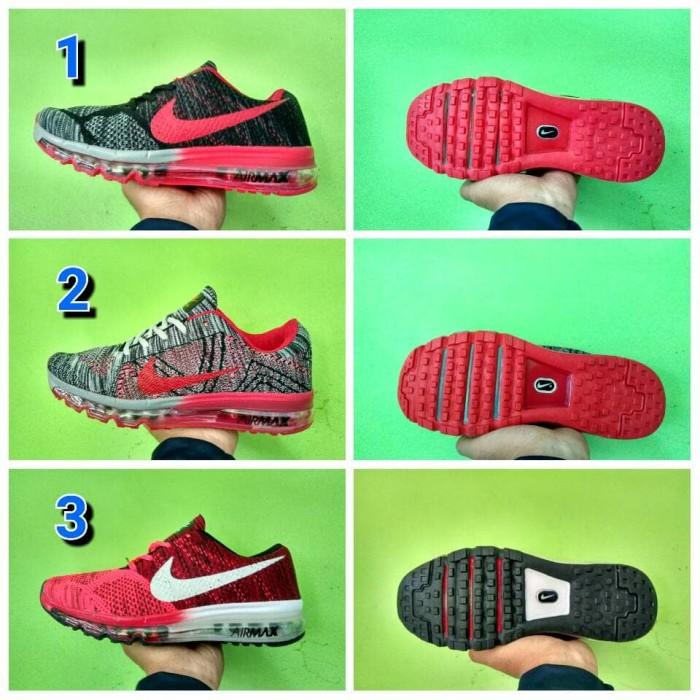harga Sepatu nike airmax full tabung premium running gym marathon volly neo Tokopedia.com
