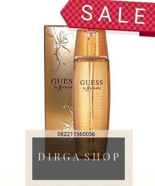 Jual Parfum Original Guess By Marciano Women Edp 100ml Cek Harga Di