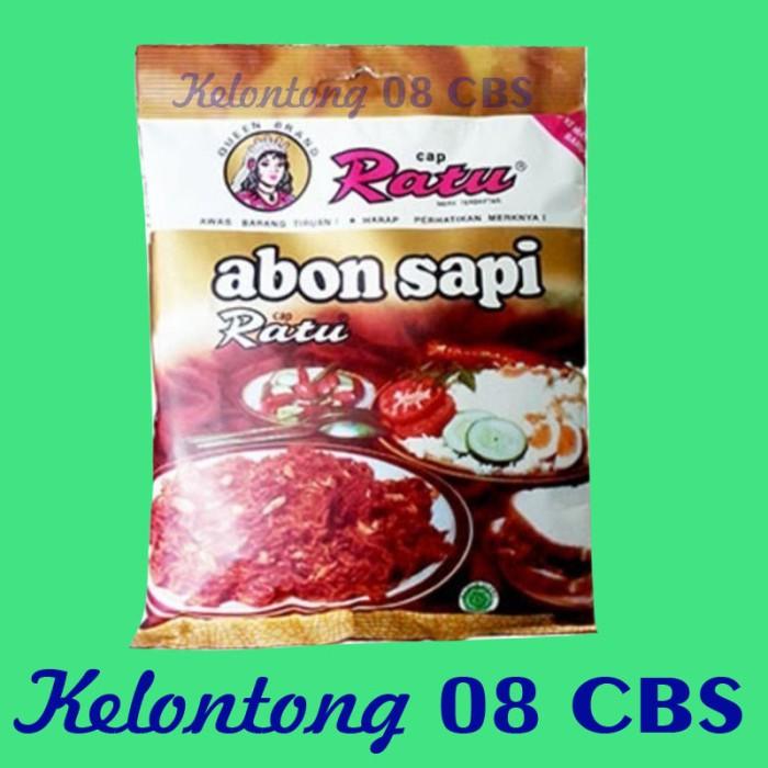Info Abon Sapi Cap Ratu Travelbon.com