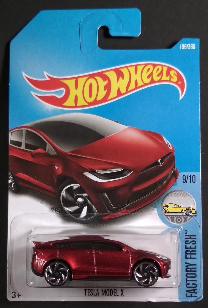 Jual Hot Wheels Tesla Model X Jakarta Timur Banyugenta Toyz Tokopedia