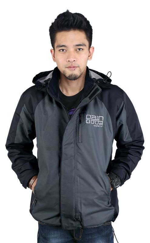 Jaket pria tebal jaket hoodie jaket gunung distro rndz terbaru