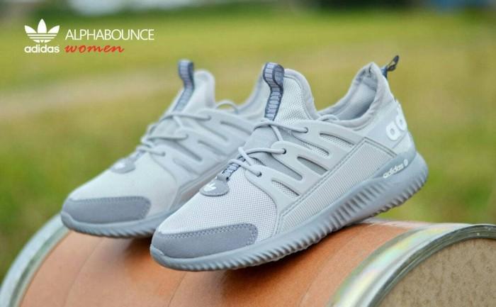 Import sepatu adidas wanita aerobik full box adidas 2c72a79ee8