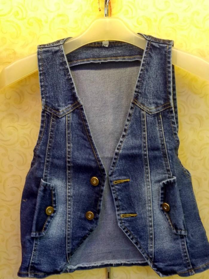 Foto Produk Rompi jeans cantikkk dari BeStar Fashion