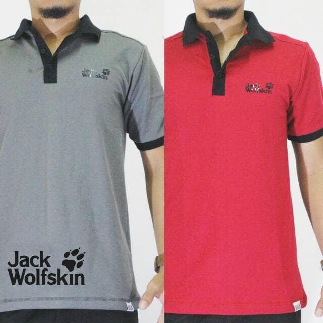 Beli Jack Wolf Store Marwanto606 Source · Kaos t shirt polo jack wolfskin not arcteryx mammut