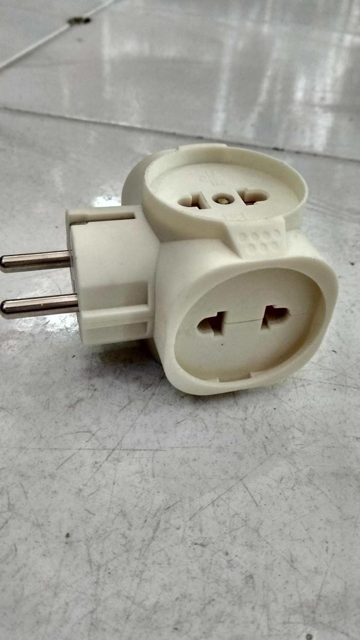 Foto Produk T steker T arde 4 lubang cahaya Kuningan asli dari NurHouse wonosobo