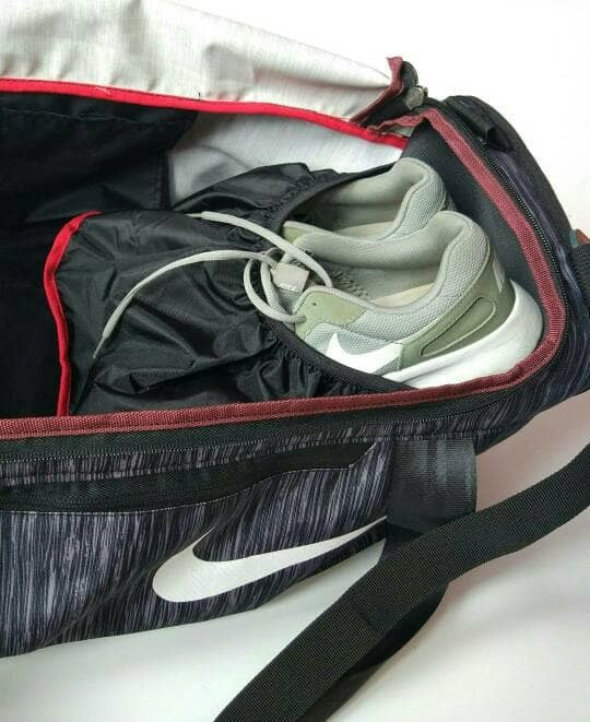 343ada5a14db tas selempang olahraga travel bag duffel bag backpack nike original -  Turquoise