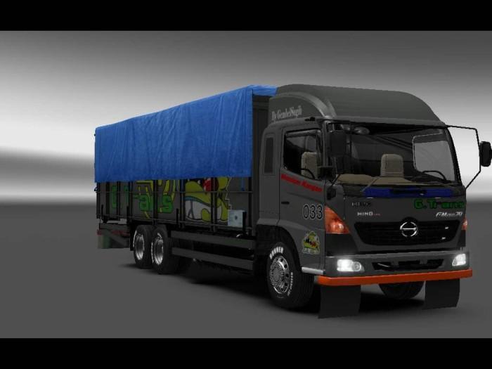 Jual ETS2 EURO TRUCK SIMULATOR 2 V1 23 DLC + MOD INDONESIA LENGKAP - Kab   Klaten - Afends Stationary | Tokopedia