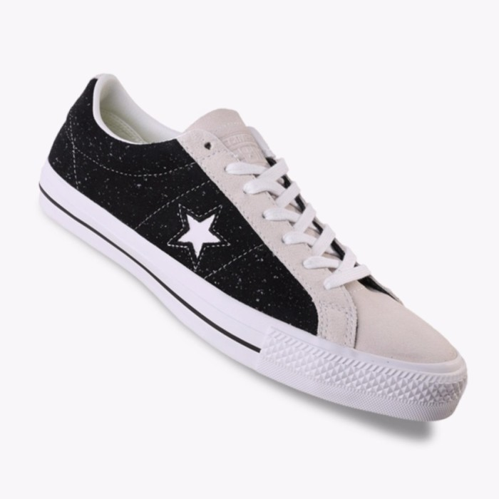 Sale Converse One Star Pro Ox Men's Sneakers - Hitam