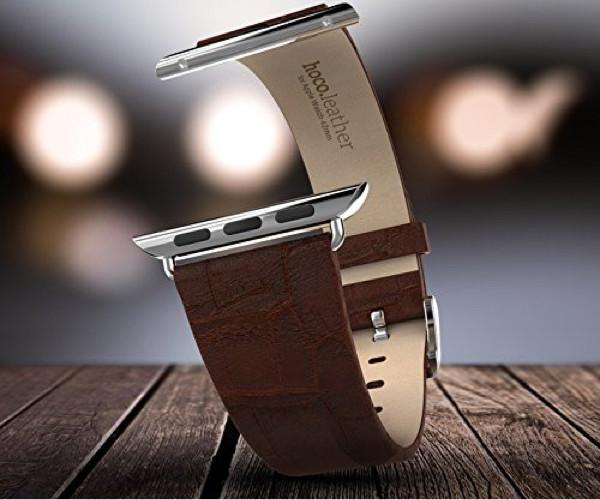 harga Hoco strap iwatch apple watch tali jam tangan kulit Tokopedia.com