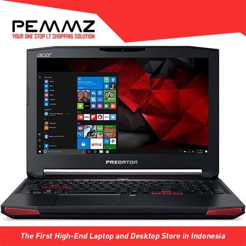 harga Acer predator ph315-51 (helios 300) 15.6  144hz/i7-8750/gtx 1060 6gb Tokopedia.com