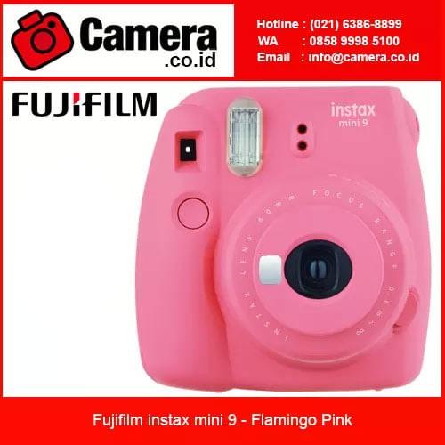 harga Fujifilm instax mini 9 - flamingo pink Tokopedia.com