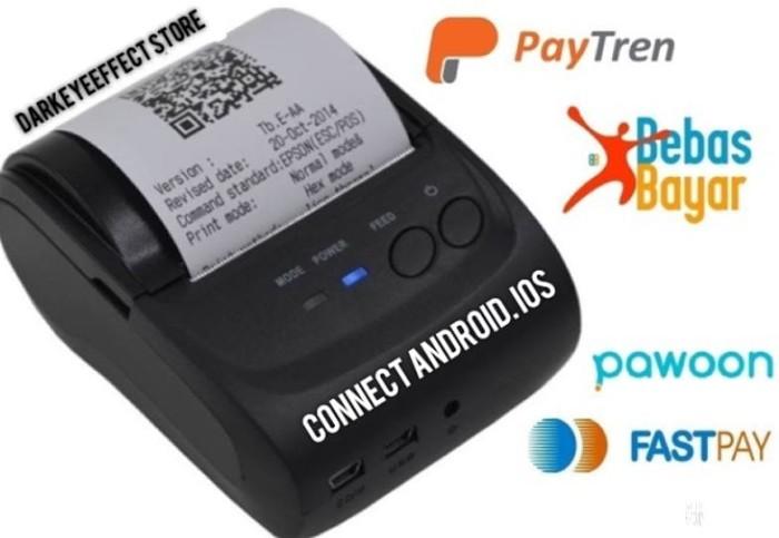 harga Printer struk kasir pos bluetooth smartphone pc android ios pba2 Tokopedia.com