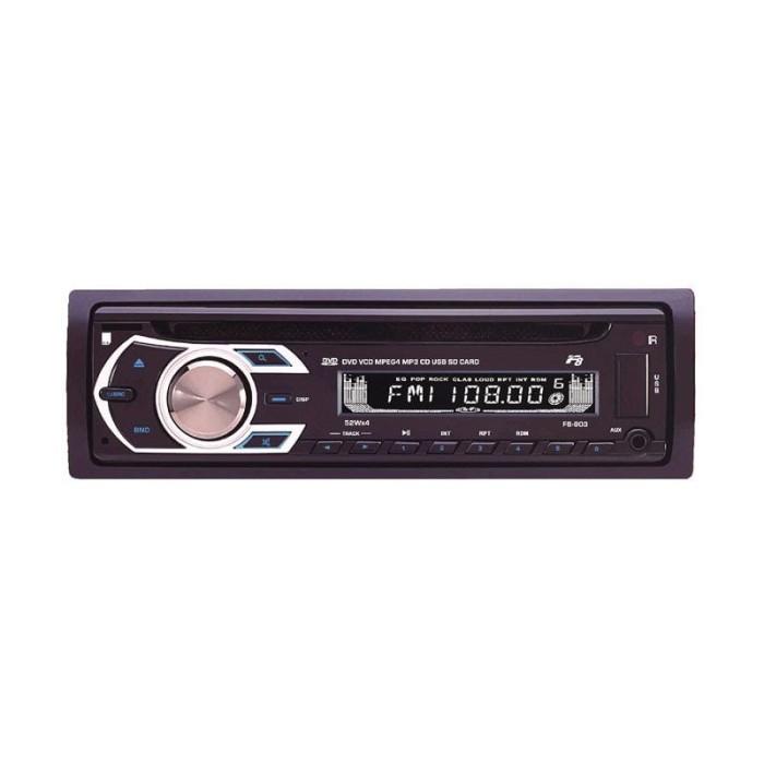 harga F8  f8-803 single din dvd player Tokopedia.com