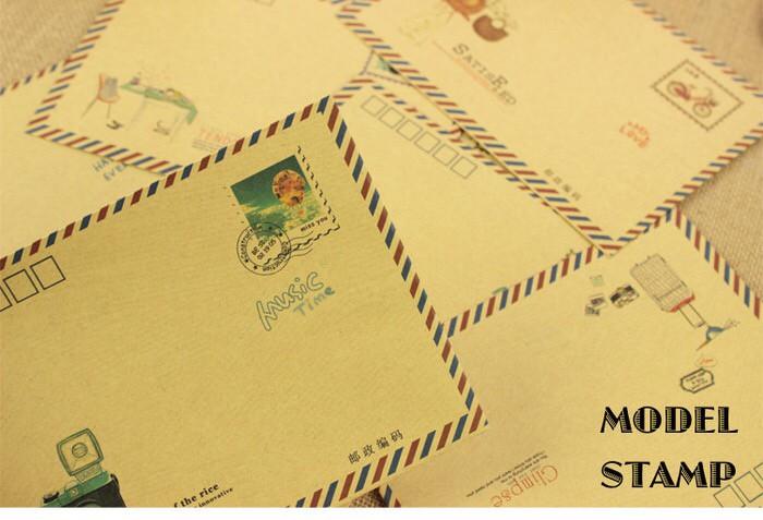 Jual Amplop Vintage Amplop Surat Amplop Coklat Putih Amplop Unik Kota Tangerang Fancy Unico Tokopedia