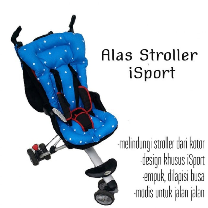 Jual Alas Stroller Cocolate - isport, iflex, icross, baby ...