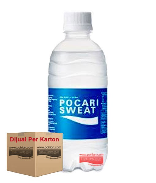 harga Pocari sweat botol 350ml/24's Tokopedia.com