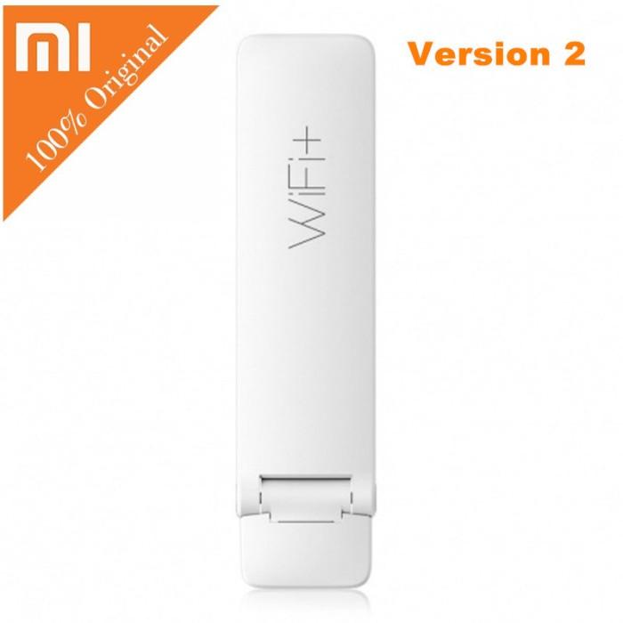 harga Xiaomi wifi amplifier extender 2 repeater usb wireless 300mbps Tokopedia.com